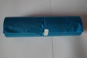 Worki na śmieci LDPE 160L a'10 niebieskie
