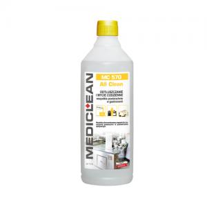 MEDICLEAN MC 570 Preparat do czyszczenia powierzchni w przetwórstwie spożywczym 1L