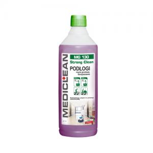 MEDICLEAN MG 130 Wysokoalkaliczny preparat do gruntownego czyszczenia podłóg 1L