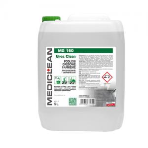 MEDICLEAN MG 160 Preparat do czyszczenia gresu i usuwania soli z posadzek 5L