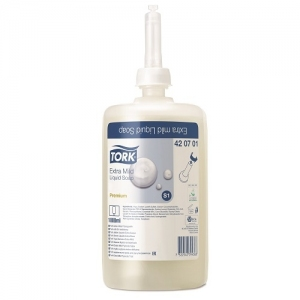 Tork Ekstra delikatne mydło w płynie 420701