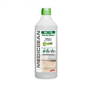 MEDICLEAN MC 113 Preparat do codziennego mycia paneli i podłóg 1L